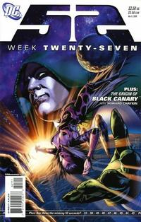 Cover Thumbnail for 52 (DC, 2006 series) #27 [Direct Sales]