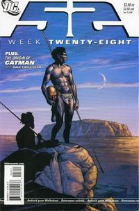 Cover Thumbnail for 52 (DC, 2006 series) #28