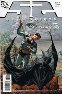 Cover for 52 (DC, 2006 series) #30