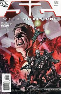 Cover Thumbnail for 52 (DC, 2006 series) #31