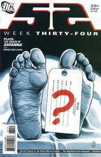 Cover Thumbnail for 52 (DC, 2006 series) #34