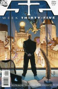 Cover Thumbnail for 52 (DC, 2006 series) #35 [Direct Sales]