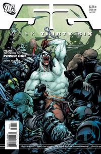Cover Thumbnail for 52 (DC, 2006 series) #36
