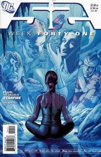 Cover Thumbnail for 52 (DC, 2006 series) #41