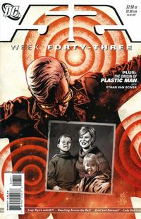 Cover Thumbnail for 52 (DC, 2006 series) #43 [Direct Sales]