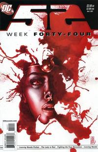 Cover Thumbnail for 52 (DC, 2006 series) #44