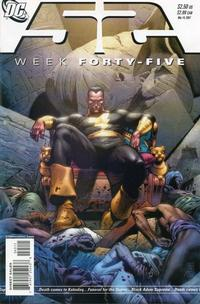 Cover Thumbnail for 52 (DC, 2006 series) #45 [Direct Sales]