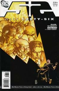 Cover Thumbnail for 52 (DC, 2006 series) #46 [Direct Sales]