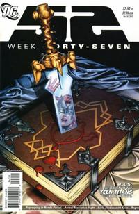 Cover for 52 (DC, 2006 series) #47