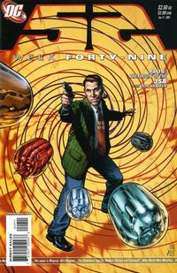 Cover Thumbnail for 52 (DC, 2006 series) #49 [Direct Sales]