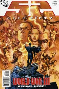 Cover for 52 (DC, 2006 series) #50