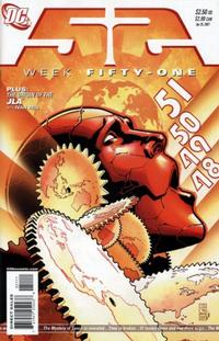 Cover Thumbnail for 52 (DC, 2006 series) #51