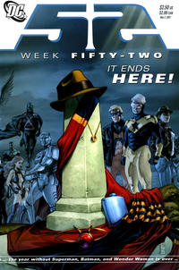 Cover Thumbnail for 52 (DC, 2006 series) #52