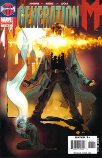 Cover Thumbnail for Generation M (Marvel, 2006 series) #1