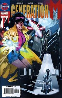 Cover Thumbnail for Generation M (Marvel, 2006 series) #2