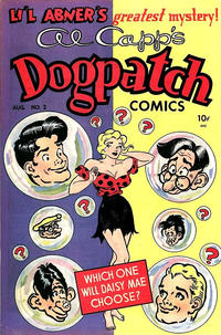 Cover Thumbnail for Al Capp's Dogpatch Comics (Toby, 1949 series) #2