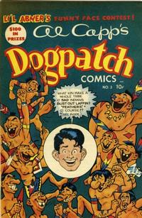 Cover Thumbnail for Al Capp's Dogpatch Comics (Toby, 1949 series) #3