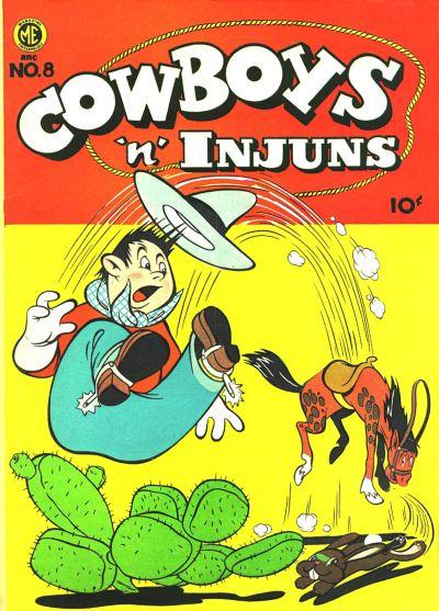 Cover for A-1 (Magazine Enterprises, 1945 series) #48