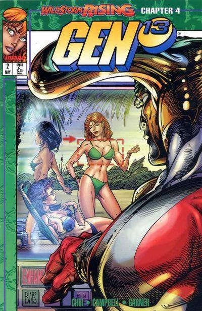 Cover for Gen 13 (Image, 1995 series) #2
