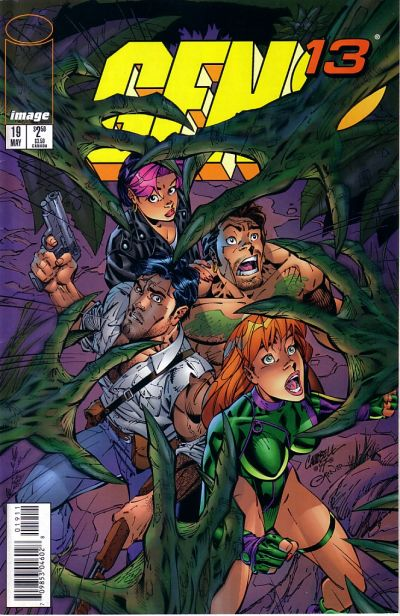 Cover for Gen 13 (Image, 1995 series) #19