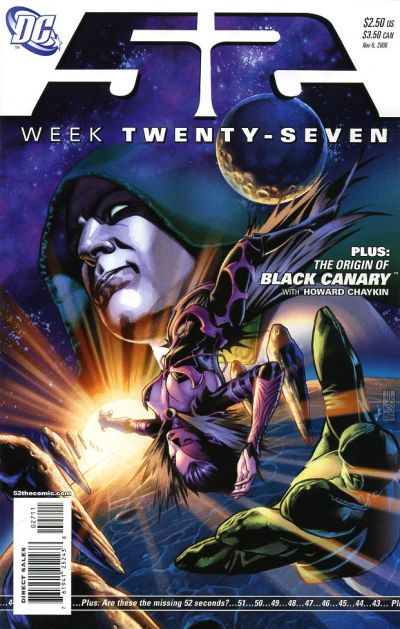 Cover for 52 (DC, 2006 series) #27 [Newsstand]