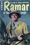 Cover for Ramar of the Jungle (Toby, 1954 series) #1