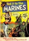 Cover for Tell It to the Marines (Toby, 1952 series) #4