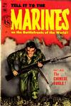 Cover for Tell It to the Marines (Toby, 1952 series) #7