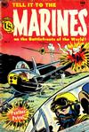 Cover for Tell It to the Marines (Toby, 1952 series) #11