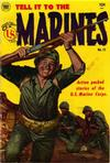 Cover for Tell It to the Marines (Toby, 1952 series) #13