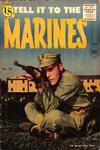 Cover for Tell It to the Marines (Toby, 1952 series) #14