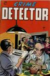 Cover for Crime Detector (Timor, 1954 series) #1