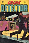 Cover for Crime Detector (Timor, 1954 series) #3