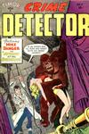 Cover for Crime Detector (Timor, 1954 series) #4