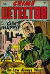 Cover for Crime Detector (Timor, 1954 series) #5