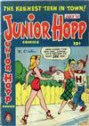 Cover for Junior Hopp Comics (Stanley Morse, 1952 series) #3