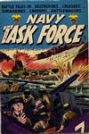 Cover for Navy Task Force (Stanley Morse, 1954 series) #1