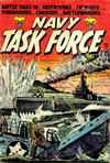 Cover for Navy Task Force (Stanley Morse, 1954 series) #2
