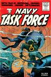 Cover for Navy Task Force (Stanley Morse, 1954 series) #4