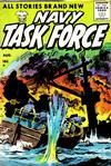 Cover for Navy Task Force (Stanley Morse, 1954 series) #5