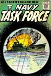 Cover for Navy Task Force (Stanley Morse, 1954 series) #6
