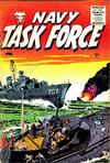 Cover for Navy Task Force (Stanley Morse, 1954 series) #8