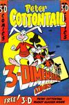 Cover for Peter Cottontail Three Dimensional Comics (Stanley Morse, 1954 series) #1