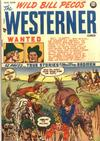 Cover for The Westerner Comics (Orbit-Wanted, 1948 series) #15