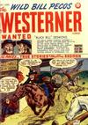 Cover for The Westerner Comics (Orbit-Wanted, 1948 series) #17