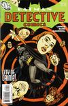 Cover for Detective Comics (DC, 1937 series) #812