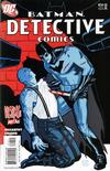 Cover for Detective Comics (DC, 1937 series) #816
