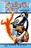 Cover for Fantastic Four Visionaries: John Byrne (Marvel, 2001 series) #3