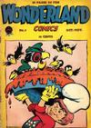Cover for Wonderland Comics (Prize, 1945 series) #7