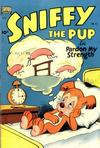 Cover for Sniffy the Pup (Pines, 1949 series) #8